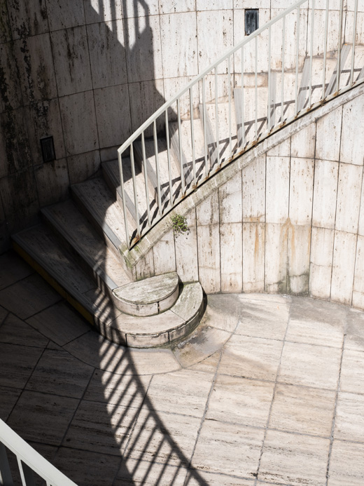 Voices Staircase